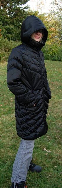 roomy hood