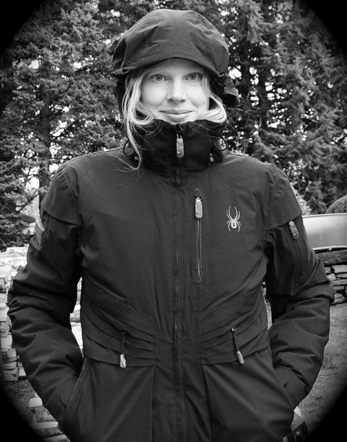 spyder glacier jacket