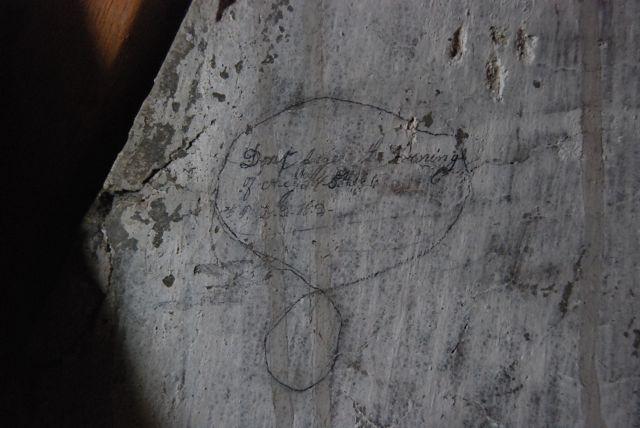 attic writing 1