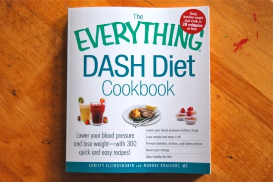 The Everything DASH Diet Cookbook