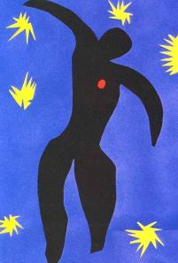Icarus by Henri Matisse (1947)